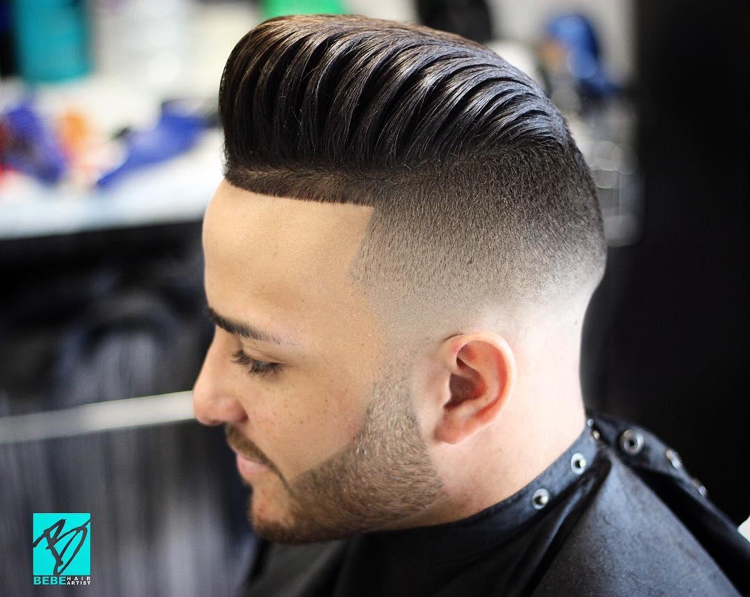 Tagli di capelli alla moda maschili