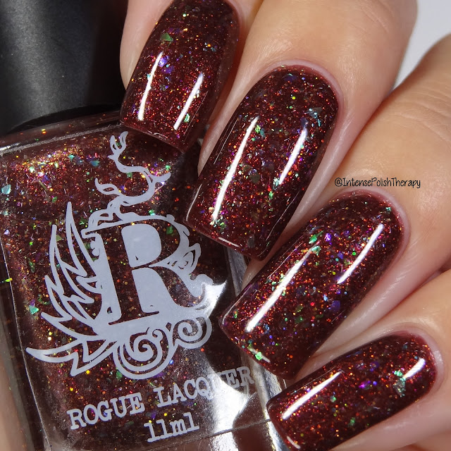 Rogue Lacquer Voodoo Doll