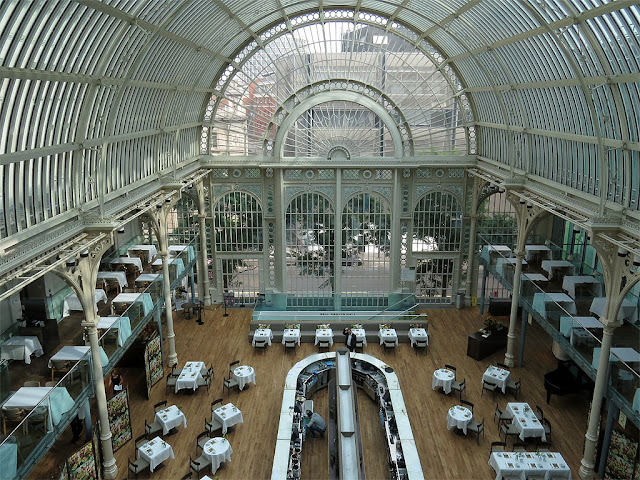 Paul Hamlyn Hall, Royal Opera House, Covent Garden, London