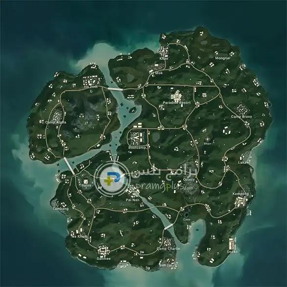 خريطة سانهوك