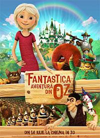 Fantastica aventura din Oz Film Dublat in Romana