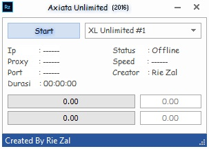 Inject XL Axis Axiata Unlimited 15 Maret 2016