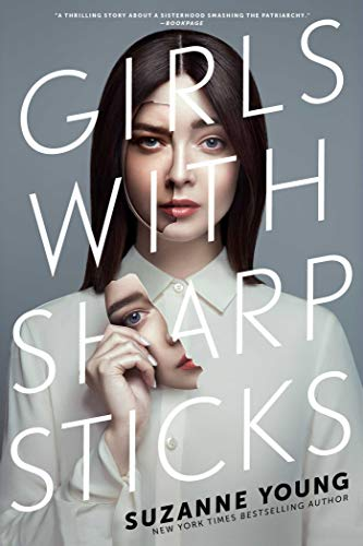 Hora de Ler: Girls with Sharp Sticks - Suzanne Young
