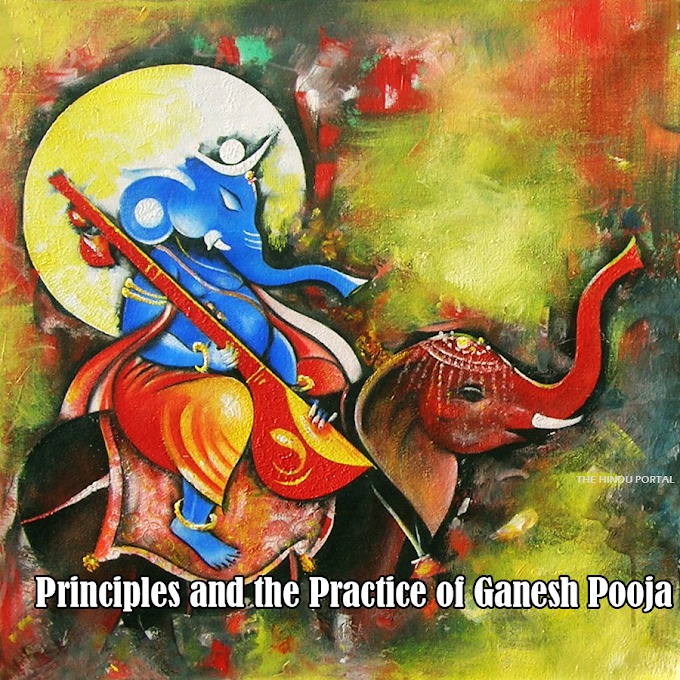 Principles and the Practice of Ganesh Pooja