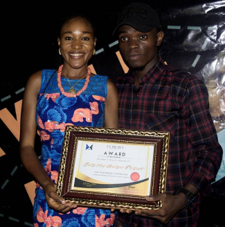 judith audu recognition award benin