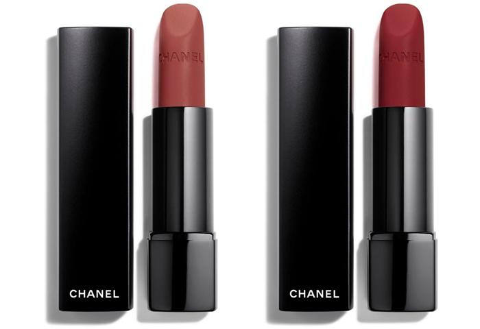 Chanel Noir et Blanc Rouge Allure Velvet Extreme