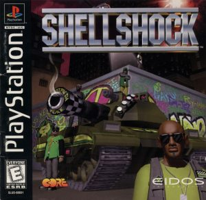 Download Shellshock (1996) PS1