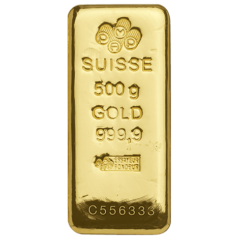 Pamp Suisse 500g