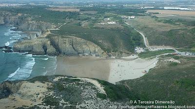 Praia do Carvalhal (Odemira)