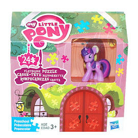 My Little Pony Playhouse Puzzle Twilight Sparkle Blind Bag Pony