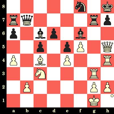 Les Blancs jouent et matent en 4 coups - Igor Ivanov vs Sergey Kudrin, Chicago, 1989