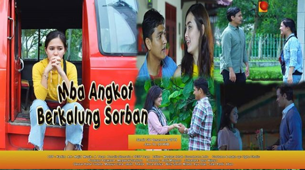 Daftar Pemain FTV Mba Angkot Berkalung Sorban, Lagu Tema, Foto, Instagram Pemain