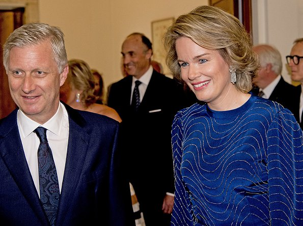 King Philippe of Belgium and Queen Mathilde of Belgium will make an official visit to Japan in this October upon the invitation of Emperor Akihito of Japan