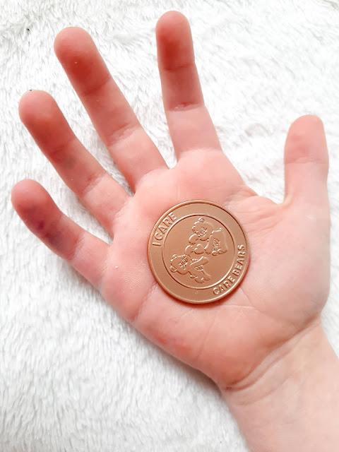 Care bear coin