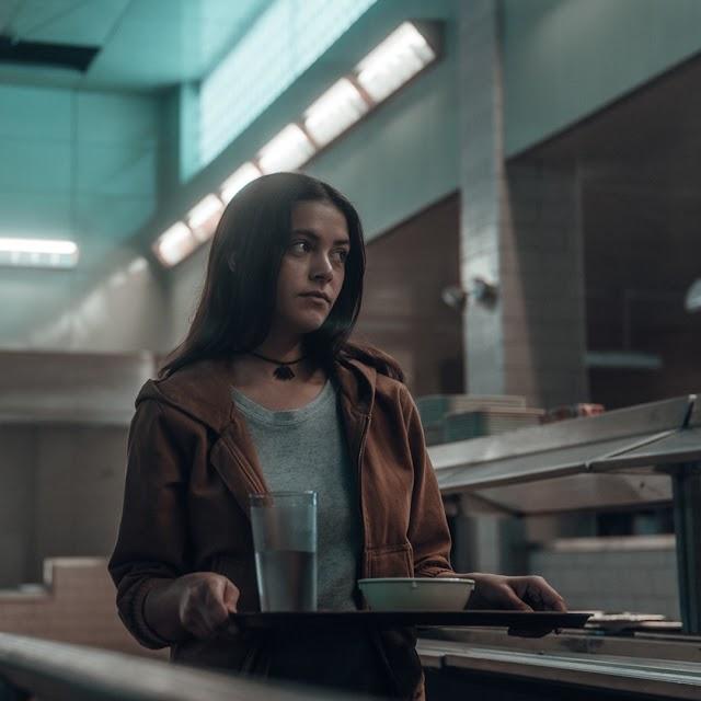 Ella es Dani Moonstar. La conocerás en Los Nuevos Mutantes.