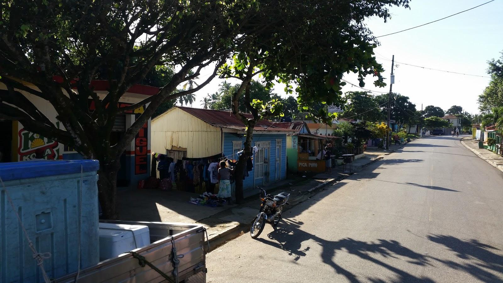 Dominikana wioska La Seiba Codzienne życie Dominikańczyków