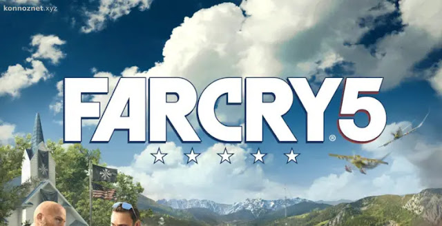 تحميل لعبة Far cry 5 مجانا للكمبيوتر برابط مباشر