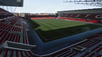 PES 2021 Stadium Ashton Gate