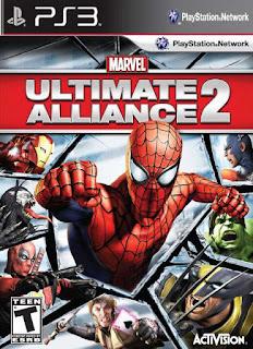 MARVEL ULTIMATE ALLIANCE 2 PS3 TORRENT