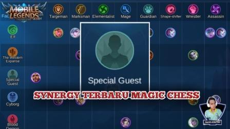 Synergy Terbaru Magic Chess Spesial Guest