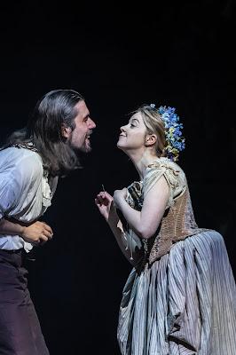Mozart: Le nozze di Figaro - Roberto Lorenzi, Rowan Pierce - The Grange Festival 2019 (Photo Clive Barda)