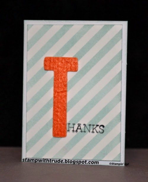 Trude Thoman, stampwithtrude.blogspot.com, February Paper Pumpkin, Stampin' Up!, greeting cards