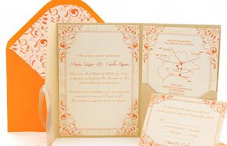 Invitaciones de boda ecológicas
