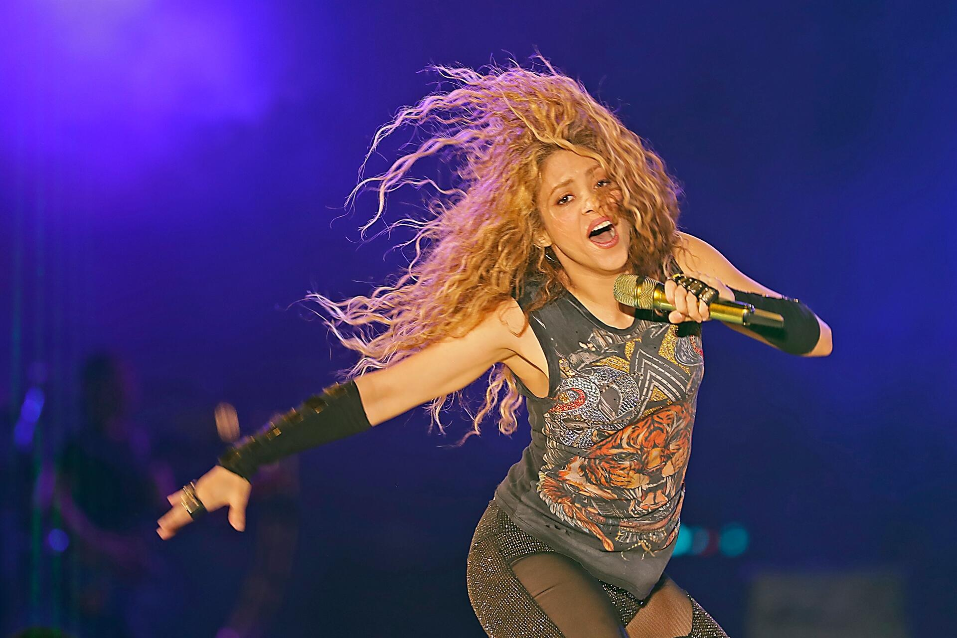 "Shakira ""Queen of Latin Music"" sells the rights to her songsShakira ""Queen of Latin Music"" sells the rights to her songs"