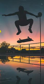 Skating Mobile HD Wallpaper
