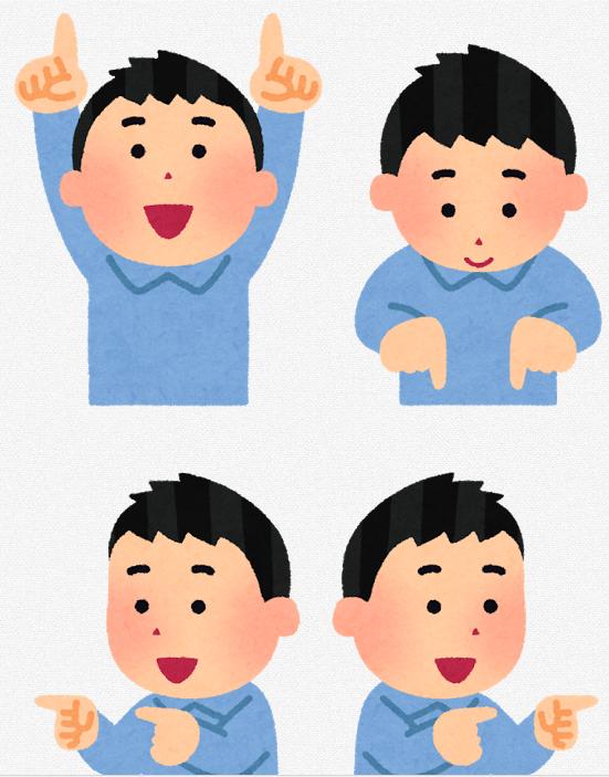 図:両手運動 HABIT