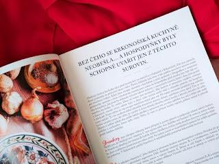 Krkonošská kuchařka (Danka Šárková) – obsah