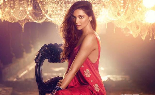 Deepika Padukone looks as glamorous as ever in Vogue's November 2016 issue