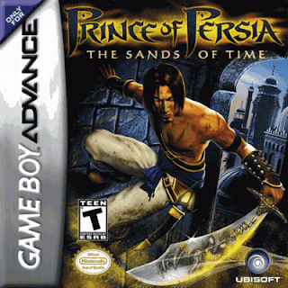 Prince of Persia: The Sands of Time ( BR ) [ GBA ]