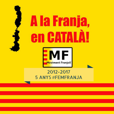 moviment franjolí llengua, franja, llengua, català