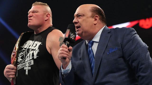 Corey Graves critica história por trás de Brock Lesnar no Royal Rumble Match