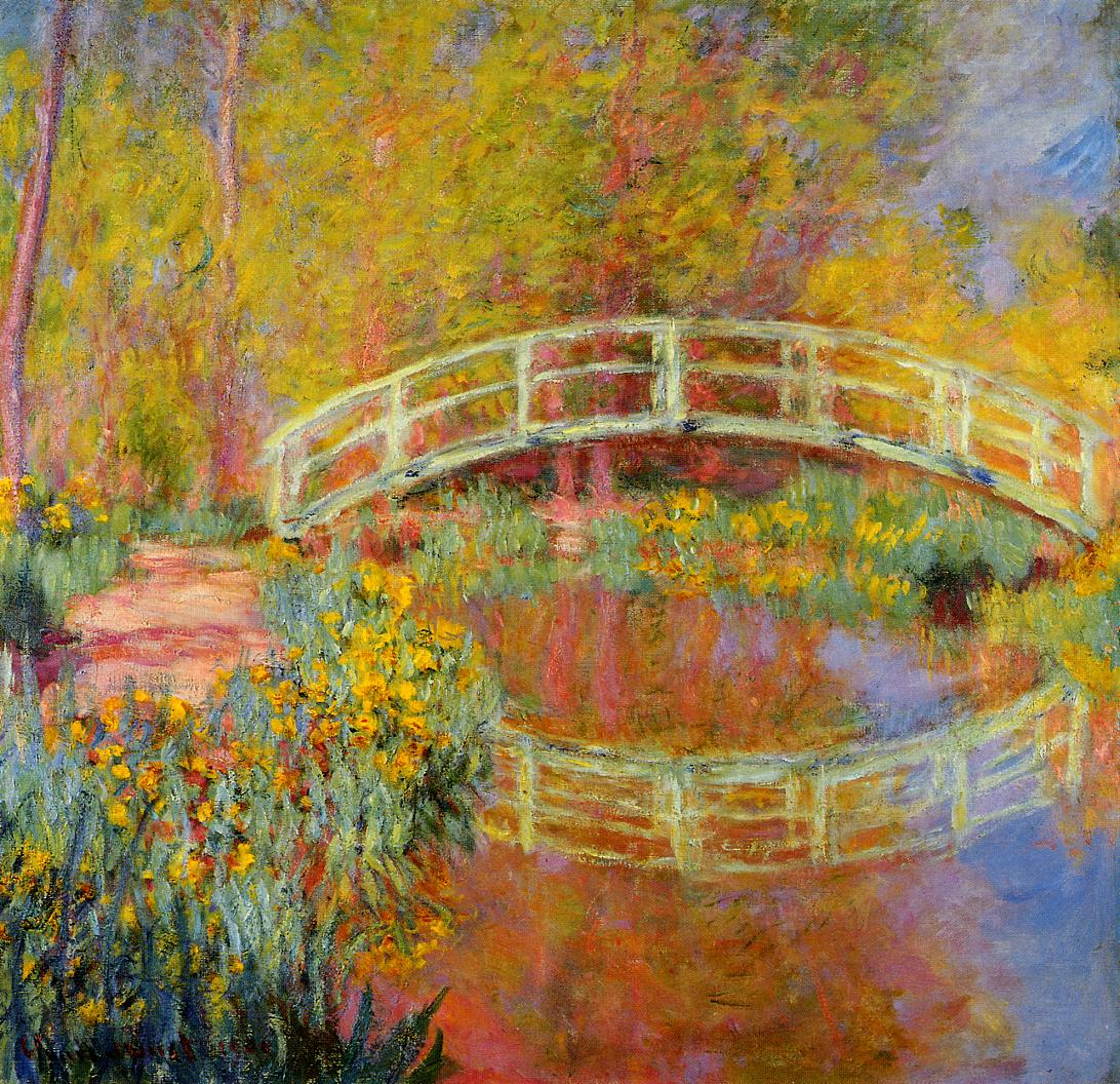 Monet's Giverny Gardens: Impressions of Color