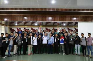 PSSI Lampung Barat Gelar Kongres Luas Biasa