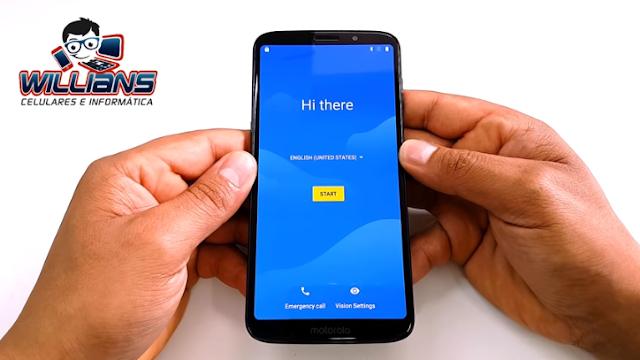 Aprenda como Remover a Conta Google 2019 dos aparelhos Motorola Moto Z3, Z3 Play, Z2, Z2 Play, Z2 Force.