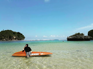 Pantai Terbaru Di Malang Yang Belum Terjamah