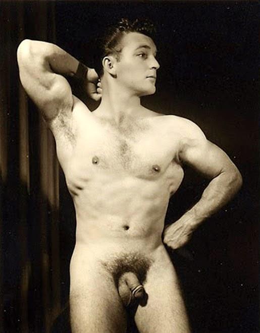 Vintage Beefcake Gay Porn