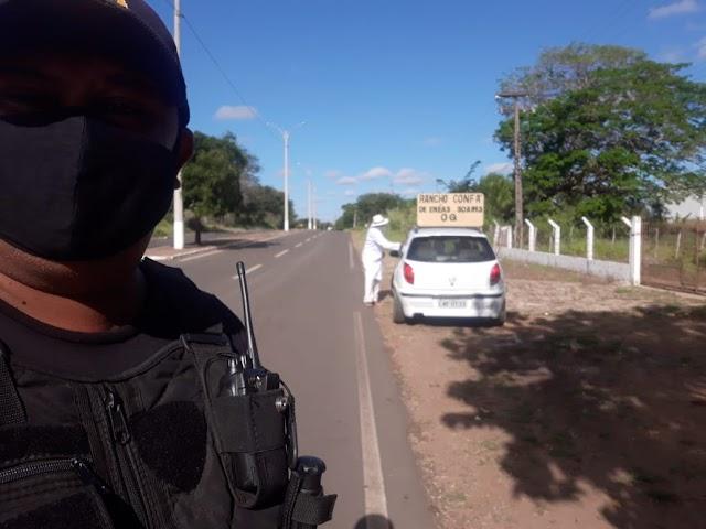 Confira ações de controle para contenção do Covid-19 em Elesbao Veloso-PI dos dias 23/06 e 24/06: