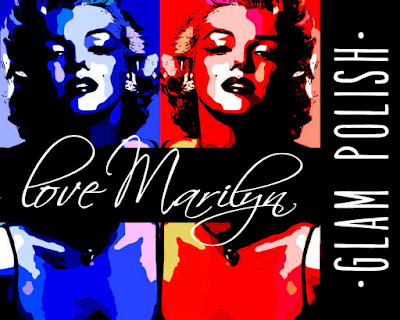 Love Marilyn Collection by Glam Polish