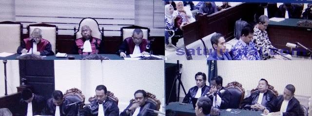 Sidang Kasus OTT Kota Mojokerto, Tiga Mantan Pimpinan Dewan Divonis 4 Tahun Penjara