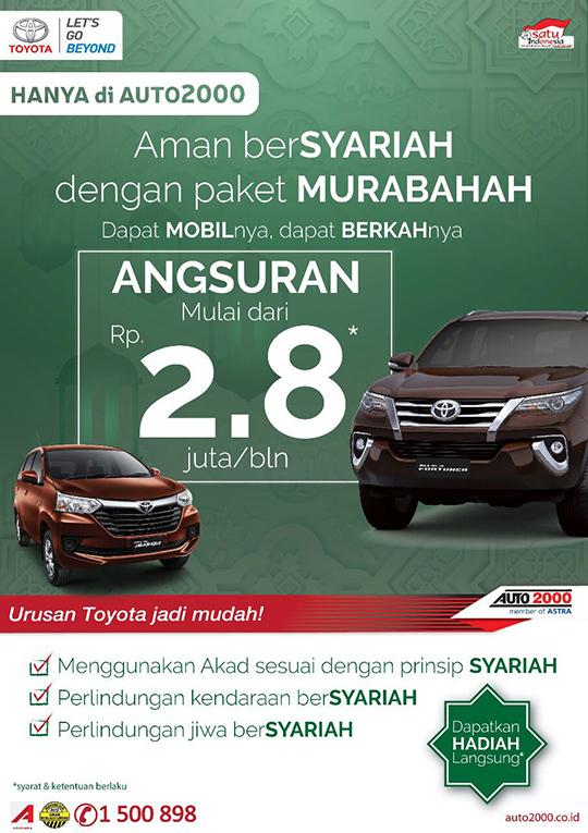 Toyota Cikokol Tangcity Tangerang City