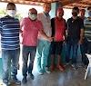 Pré-candidato a prefeito de Assaré desrespeita isolamento social e promove aglomeração em visita a correligionário