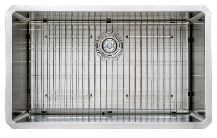 Kraus Stainless Steel Undermount Kitchen Sink Faucet And Dispenser