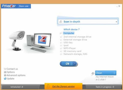 PrivaZer 2.37.0 Free Download for PC