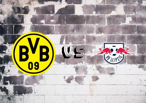 Borussia Dortmund vs RB Leipzig  Resumen y Partido Completo