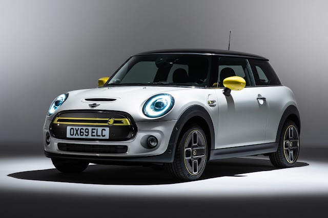 Mini Cooper brings classic design into the future with all-electric vehicle