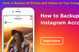 How to Backup All Photos and Videos on Your Instagram